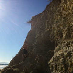 The Sunny Cliffs and Me at UCSB