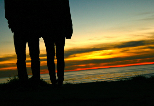 Silhouette at Dawn by Jessica Chadwickjlchadwick@umail.ucsb.edu