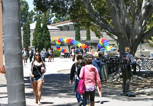 UCSB/Isla Vista Pride Week 2012 Opening Ceremony