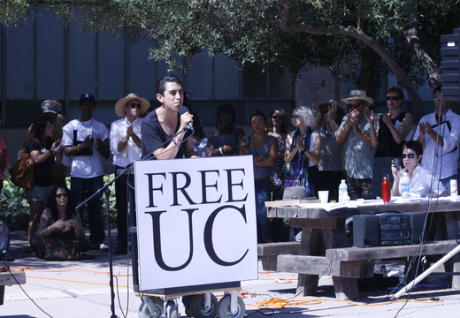 UCSB Protest Rally 2009-10 - 084